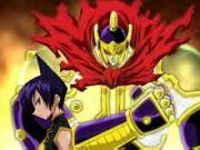 تقرير عن زعيم المحاربين Ren